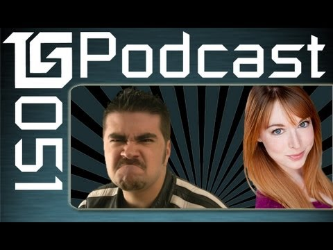 TGS Podcast #51 ft. AngryJoe, Lisa Foiles & WowCrendor, hosted by TotalBiscuit