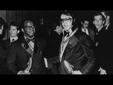 Elvis Presley - The Jaycees Speech
