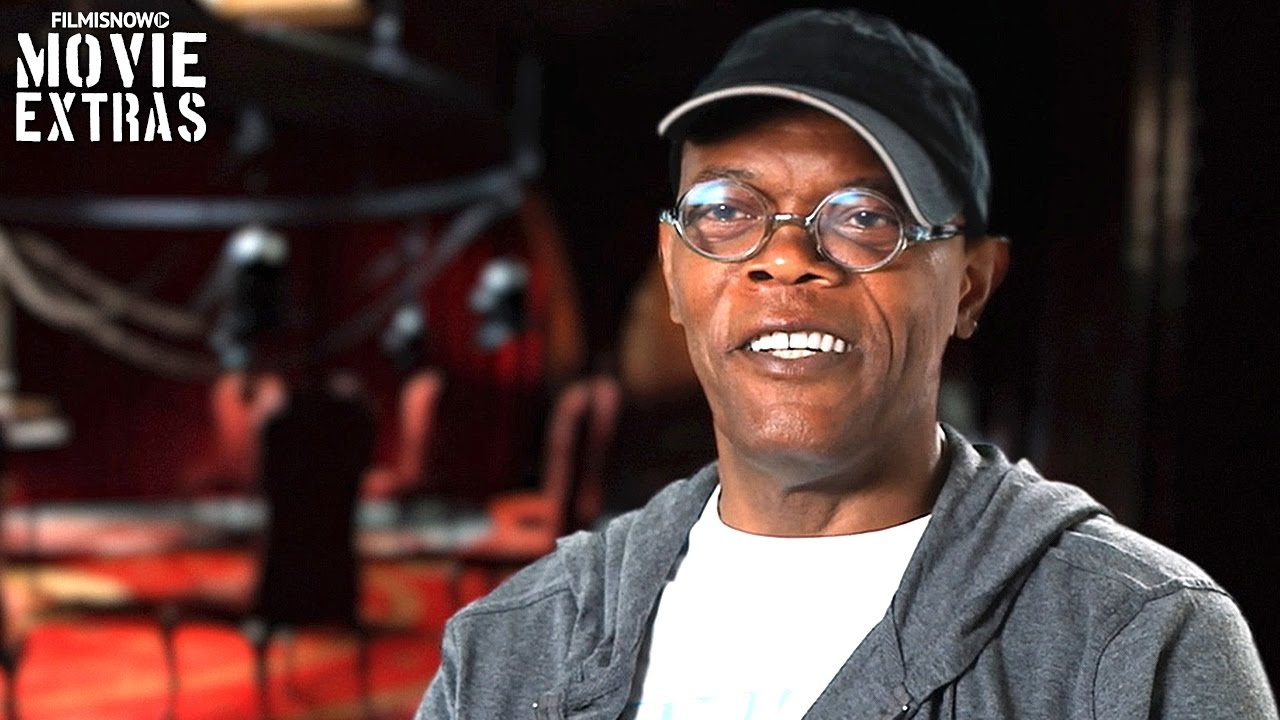 Miss Peregrine's Home For Peculiar Children | On-set visit with Samuel L. Jackson 'Barron'