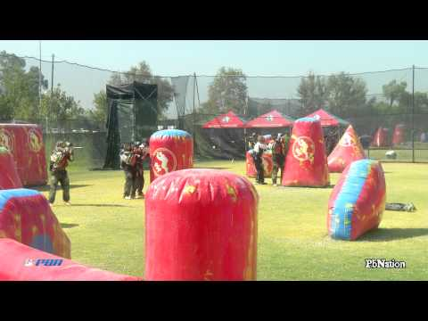 Los Angeles Infamous vs Baltimore Revo 2014 PSP West Coast Open Sunday Game 3