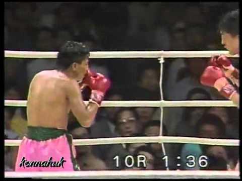 Napa Kiatwanchai vs Hiroki Ioka '' R10
