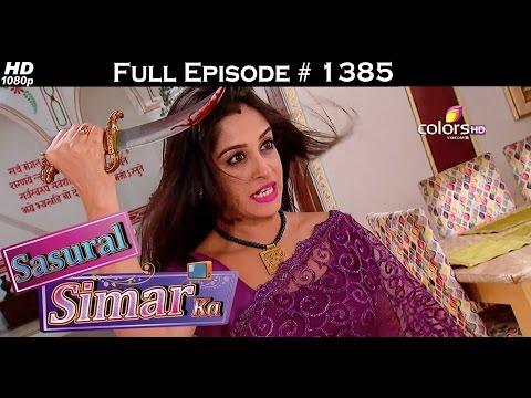 Sasural Simar Ka - 8th January 2016 - ससुराल सीमर का - Full Episode (HD) thumbnail