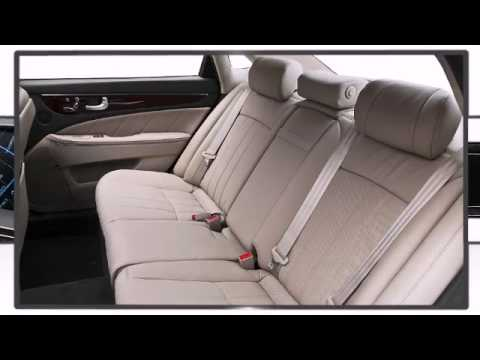 2012 Hyundai Equus Video
