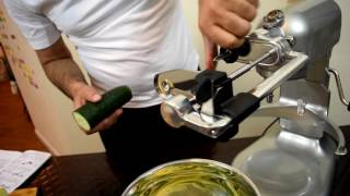 KitchenAid Spiralizer with Peel,Core and Slice Attachment Review KSM1APC