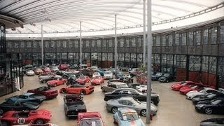 DÜSSELDORF - Classic Remise (Classic Cars and Oldmobiles)