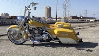 Harley Davidson California Gangster Style Road King
