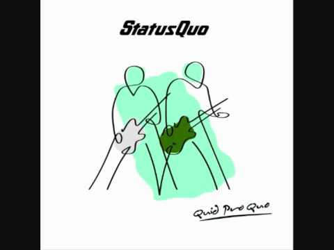 Status Quo - Better Than That
