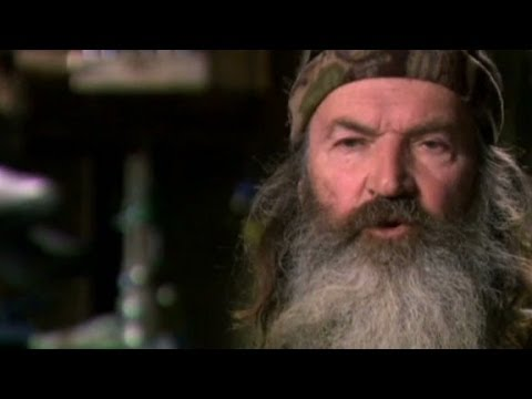 'Duck Dynasty' star: Homosexuality wrong