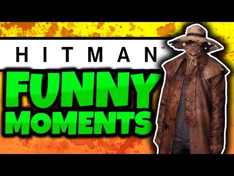 download lagu Hitman Funny Moments - 5 - Scarecrow Prank - gratis