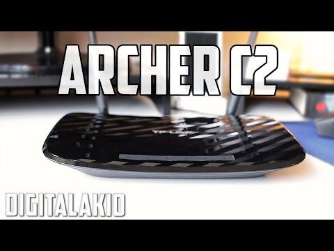 Archer C2 - Turbine seu WIFI!  Review