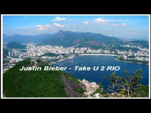 Justin Bieber Feat Ester Dean - Take U 2 Rio ( New Full Song) & (chipmunks Vesion) 2011 video