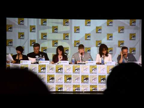 Futurama Cast LIVE table read at San Diego Comic Con 2013