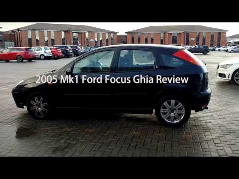 Ford Focus Ghia Mk1 (1998 - 2005) Long term Review (Fantastic first car)