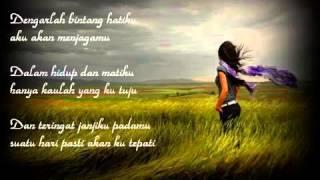 De Meises Dengarlah Bintang Hatiku Lirik