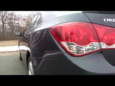 2015 Chevrolet Cruze Static Footage