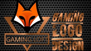 How To Make A Professional Gaming Logo in Android | Gaming Logo Design | Gaming Loft