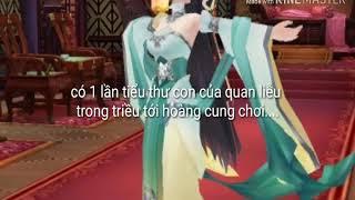 Đoạn phim ngắn cổ trang( game ngôi sao hoàng cung 2)