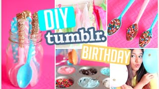 DIY Tumblr Birthday! Party Hacks, Decor & Treats! 2015
