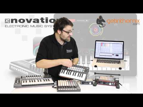 Novation LaunchKey Mini Overview with Chris Calcutt