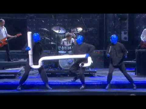 Blue Man Group - Drumbone