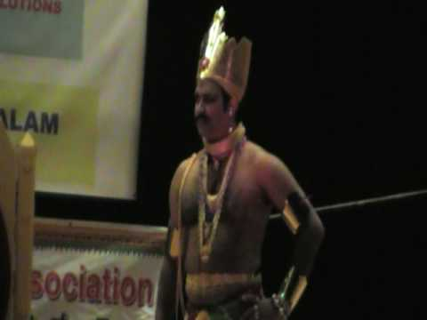 Dana Veera Sura Karna Stage Performance - Part 1 video