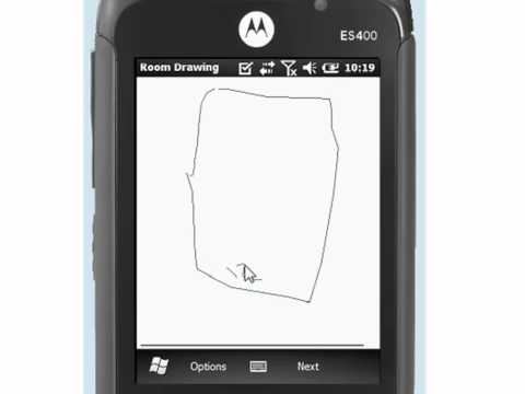 Canvas Room Measurement Form - Motorola Solutions Mobile App.mp4