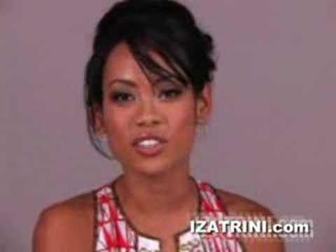 Anya Ayoung-Chee Trinidad and Tobago's Miss Universe 2008