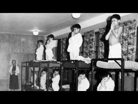 """Cultural Genocide"": Landmark Report Decries Canada's Forced Schooling of Indigenous Children"