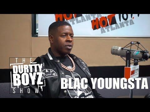 Blac Youngsta Talks Drake, Yo Gotti, BlocBoy JB From Memphis +++ More