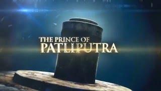The Prince of Patliputra - Book trailer