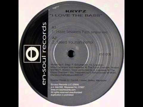 Krypz  - I Love The Bass