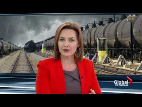 Bakken oil transport risk