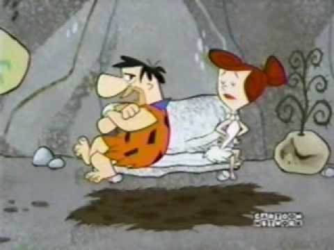 "Scenes from... The Flintstones: On The Rocks - ""A Natural Redhead?!"""