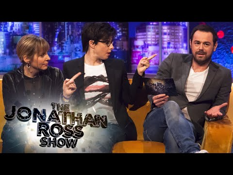Danny Dyer's Take On Sherlock - The Jonathan Ross Show
