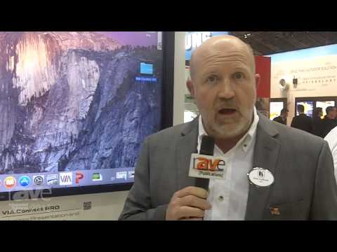 ISE 2015: Kramer Electronics Introduces VIA Connect Pro for Improved Collaboration