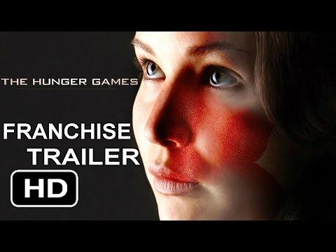 The Hunger Games - The Full Franchise Trailer
