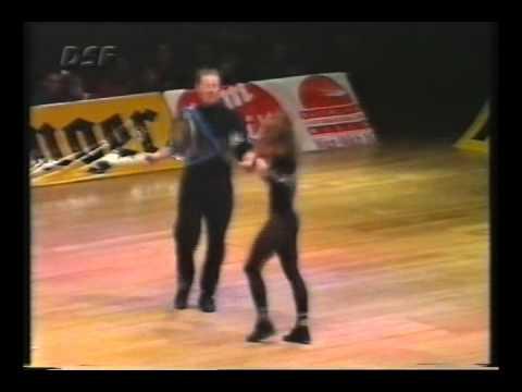 Jens Schulz & Alexandra Mandt - World Masters Wien 1993