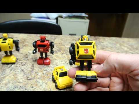 Bumblebee Cliffjumper variant