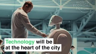 Билл Гейтс купил пустыню в Аризоне для строительства города в котором будет работать Promobot