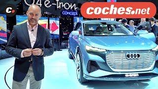 Coches ELECTRICOS | Salón de Ginebra 2019 | coches.net