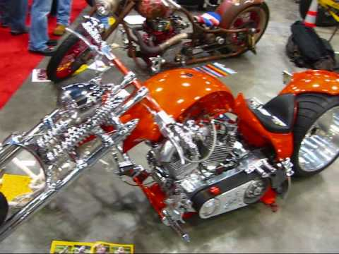 Donnie Smith Invitational Bike Show 2009