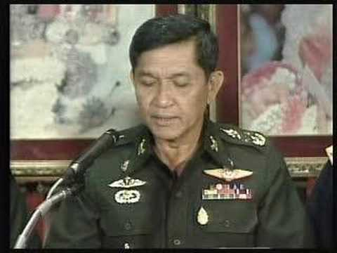 Thai coup Proceeding 1