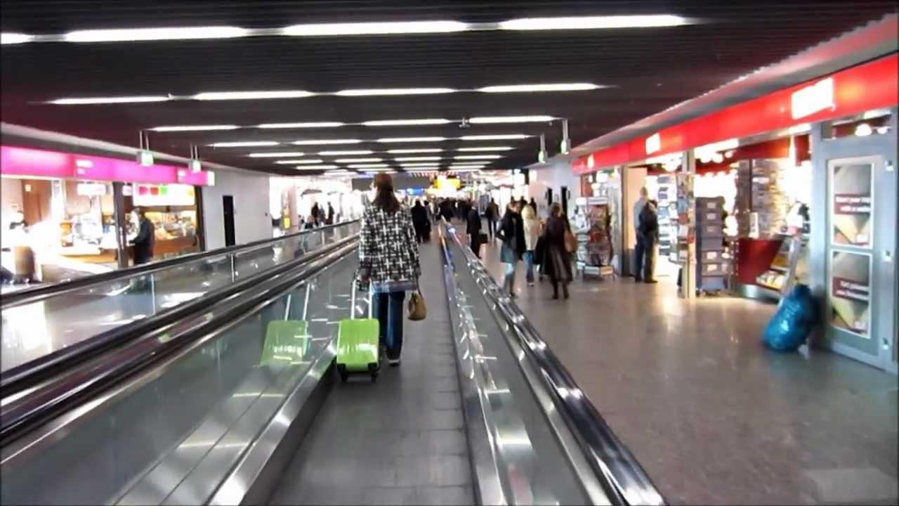 Frankfurt international airport interior design youtube for Frankfurt interior design