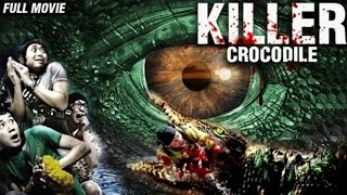 Killer Crocodile | Hollywood Movie Dubbed In Hindi