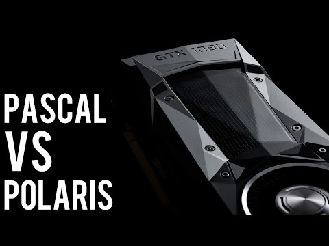 GTX 1080 & 1070 Pascal vs AMD Polaris w/Keith from WCCF Tech