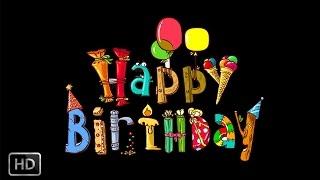 Happy Birthday To You Instrumental Party Tunes