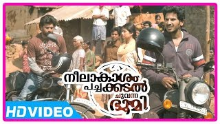 NPCB Movie Scenes | Dhritiman Chatterjee encourages Dulquer Salmaan to go to Nagaland | Sunny Wayne