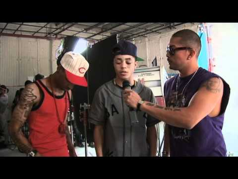New Boyz & Johnny Michael Interview