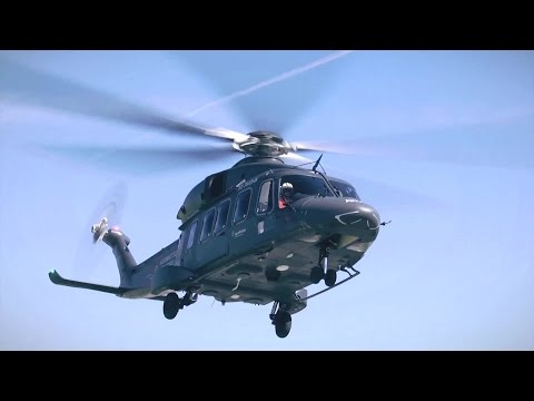 AgustaWestland - AW149 Multi-Role Helicopter [1080p]