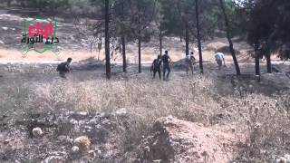 Syria Advance gangs of cannibals 15 07 2013